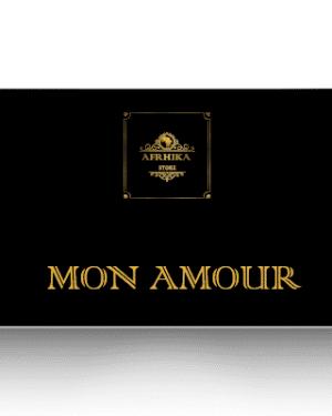 Carte cadeau fête des amours mode africaine 2020