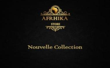 Nouvelle Collection Afrhika Store Printemps/Été 2020