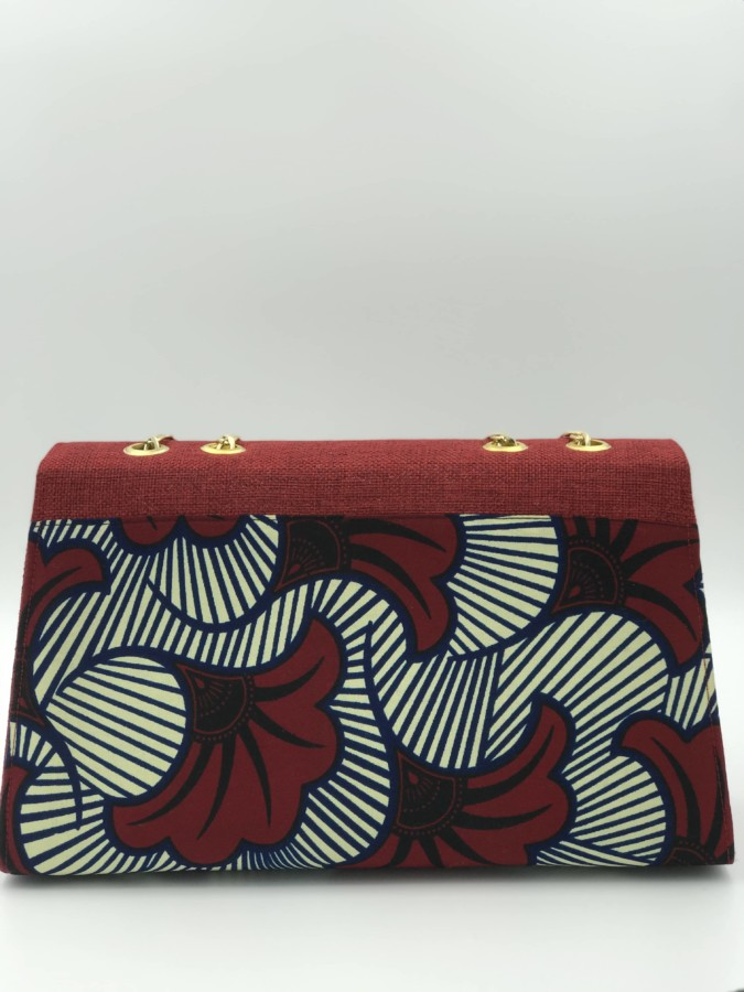Mode africaine femme 2020 sac a main en wax - Afrhika store boutique à toulouse