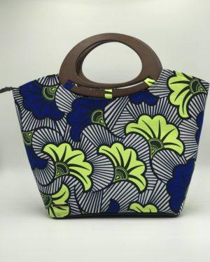 Mode africaine femme 2020 sac cabas en wax - Afrhika store boutique à toulouse