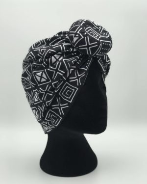 Mode africaine femme 2020 turban en wax - Afrhika store boutique à toulouse
