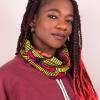 Mode africaine femme 2020 sweat en wax - Afrhika store boutique africaine à toulouse