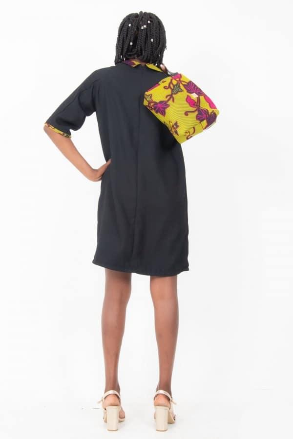 Mode africaine femme 2020 trousse large en wax - Afrhika store boutique à toulouse