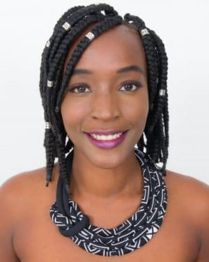 Mode africaine femme 2020 bijoux collier en wax - Afrhika store boutique à toulouse