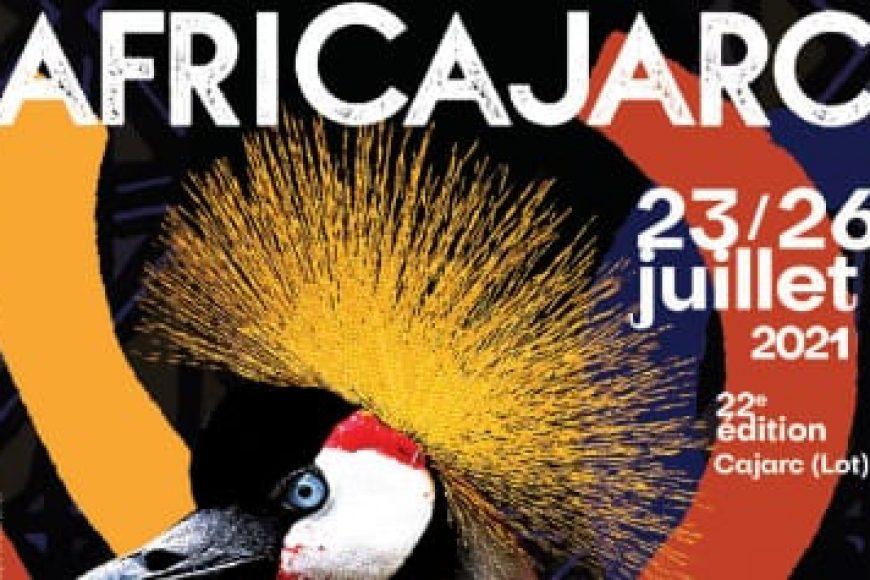 22-25 JUILLET – AFRICAJARC